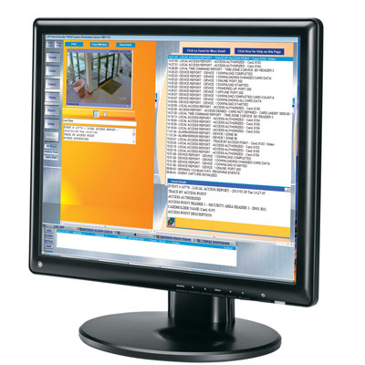 Topaz TPZ-SYS-C-GE four-reader system