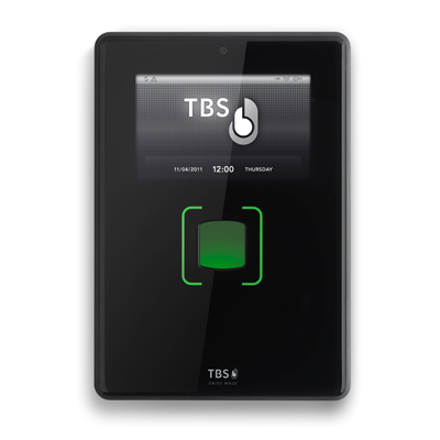 The unique Touchless Biometric Systems 3D Terminal