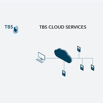 Touchless Biometric Systems (TBS) CLOUD SERVICES - an alternative to a local installation on your company servers