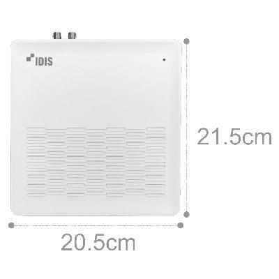 IDIS TR-1204 DirectCX 4channel Recorder