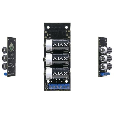 Ajax Transmitter wireless module for third-party detector integration