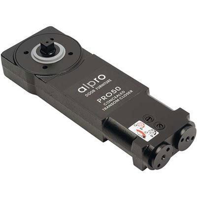 Alpro 510200T3-U concealed overhead door closer