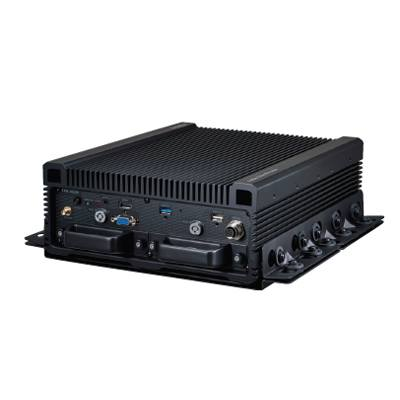 Hanwha Techwin America TRM-1610S 16CH Mobile Network Video Recorder