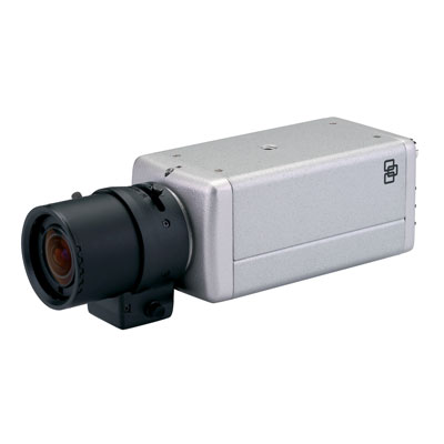TruVision TVC-5120-1-P 550 TVL true day & night box camera
