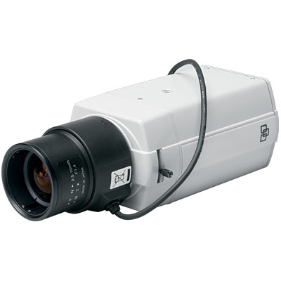 TruVision TVC-6120-1-P 600 TVL true day/night box camera