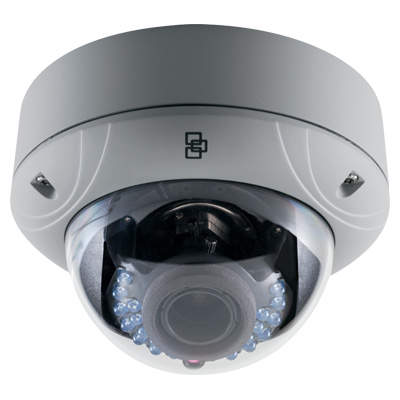 TruVision TVD-1104 1/3 inch true day/night IP dome camera