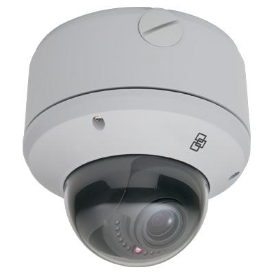 TruVision TVD-M5225E-3M-P outdoor IR IP dome camera