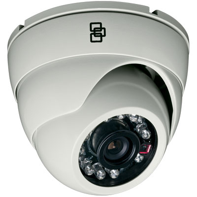 TruVision TVD-TIR6-HR-P 650 TVL IR dome camera