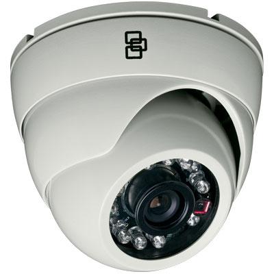 TruVision TVD-TIR6-SR-P 600 TVL colour/monochrome IR dome camera