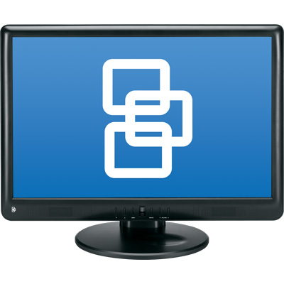 TruVision TVM-2200 22-inch LCD monitor