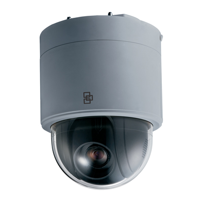 TruVision TVP-4105 1/4 inch true day/night PTZ dome camera