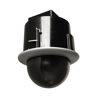 TruVision TVP-4106 1/4 inch true day/night PTZ dome camera