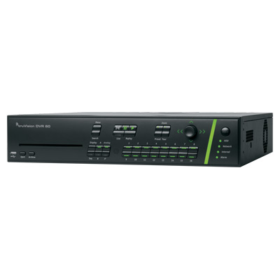 TruVision TVR-6016-8T 16 channel 8TB H.264 hybrid digital video recorder
