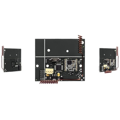 Ajax uartBridge - Receiver module for connecting Ajax detectors to wireless security systems and smart home solutions