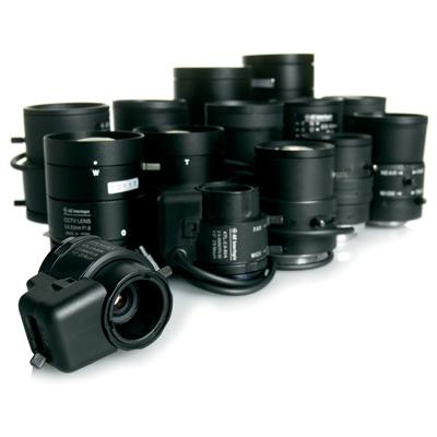 UltraView KTL-8A 1/3-inch Format Varifocal Auto-iris Lens