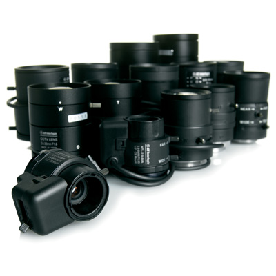UltraView KYL-2.7-13.5VM 1/3-inch Format Varifocal Manual Iris Lens