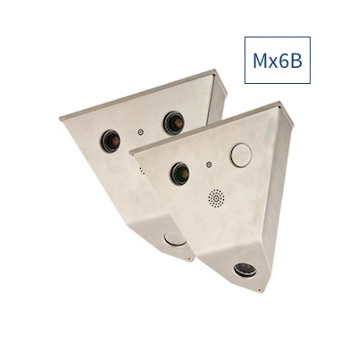 MOBOTIX Mx-V16B-6D6N079 V16B Complete Cam 2x 6MP, 2x B079 (Day & Night)