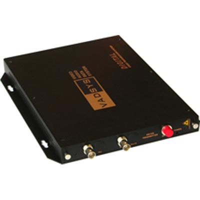 VADSYS VDS3616-T/R HDSDI fiber optic transmission system