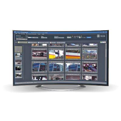 Vicon Valerus SmartSearch CCTV software
