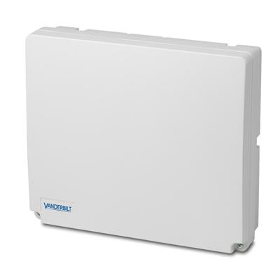 Vanderbilt IC60M-8 - IC60 compact panel 8 zones incl. LCD