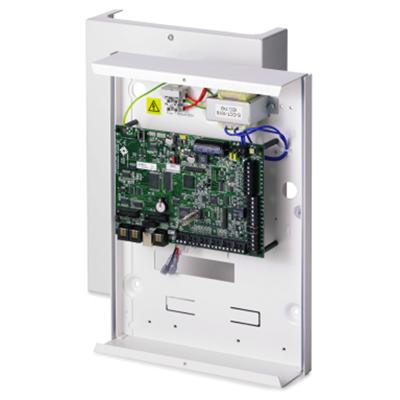 Vanderbilt SPC5320.320 SPC Control Panel, 8-128 Zones, Ethernet, G2 Metal Housing