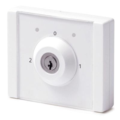 Vanderbilt SPCE110.100 keyswitch expander with 2 LEDs and 3-position key switch
