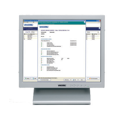 Vanderbilt (formerly known as Siemens Security Products) SPCS320.000 SPC Remote Maintenance Server