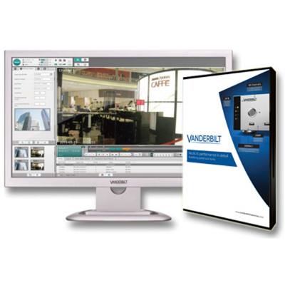 Vanderbilt Vectis iX16 NVS CCTV software