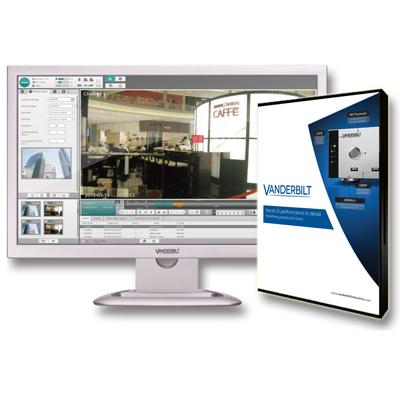 Vanderbilt Vectis iX32 CMS centralised management software