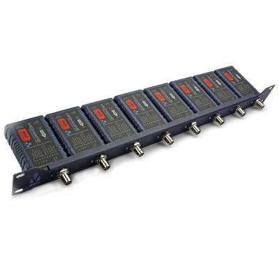 Veracity VHW-1U 1U, 19in HIGHWIRE Rackmount Bracket For 8 X HIGHWIRE / HIGHWIRE Powerstar Units