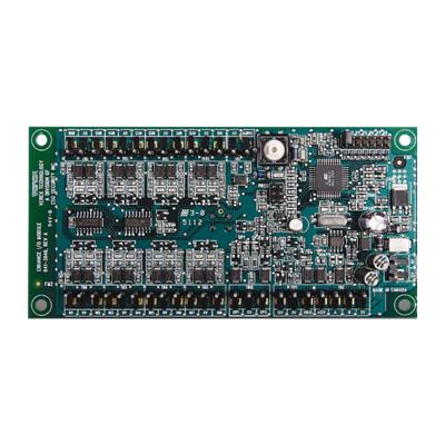 Verex 120-3643 8 Input/2 Transistor Output In Metal Cabinet