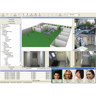 Verex 120-8635 DVR Interface License