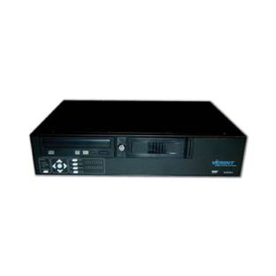 Verint NetDVR II Retail - sophisticated recording of up to 16 analogue cameras on a highly scalable and secure platform