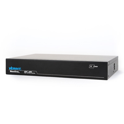 Verint Video Intelligence Solutions expands Nextiva portfolio with next-generation single- and multi-port devices