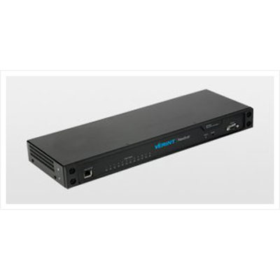 Verint S1712e-T-A  Nextiva12 port video encoder with 12 uni-directional audio ports