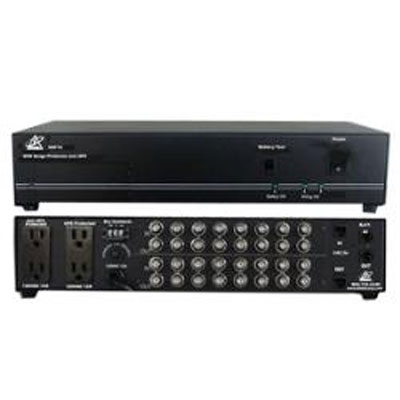 Vicon DTK-DRP16B 16-channel DVR surge protection