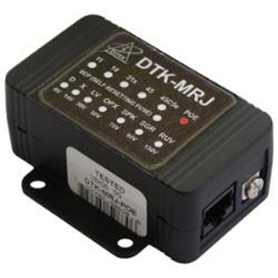 Vicon DTK-MRJPOE PoE power / video / data surge protection