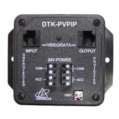 Vicon DTK-PVPIP IP video power and data surge protection