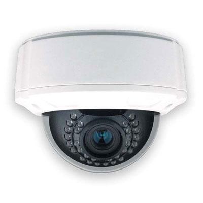Vicon V400-D2812-IR 1/3 Color Monochrome Outdoor Analog Dome Camera