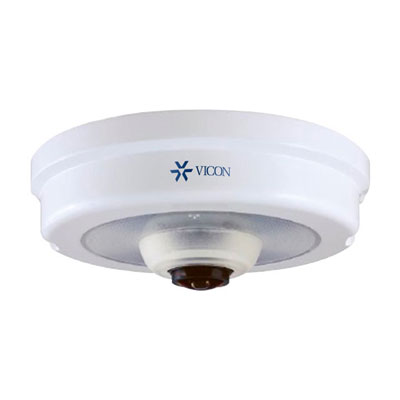 Vicon V9360W-1 6MP outdoor hemispheric network dome camera