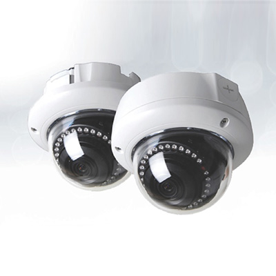 Vicon V972D-W312IR HD vandal dome camera