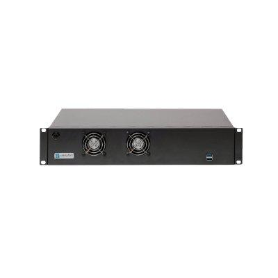 Wavestore WV-4K-8M Video Wall controller, 8 monitors at 4K resolution, browser-based live control for unlimited users