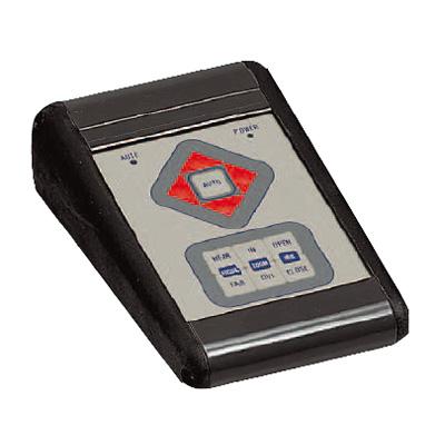 Videotec CBZ desktop controller for pan and tilt