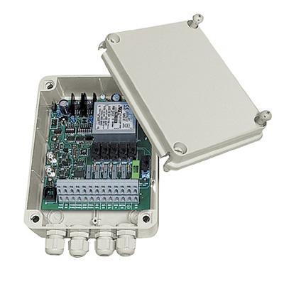 Videotec DTMRX2 telemetry receiver with IP56 weatherproof standard