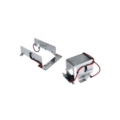 Videotec EXPTC000 ex-proof integrated P&T motors with camera housing