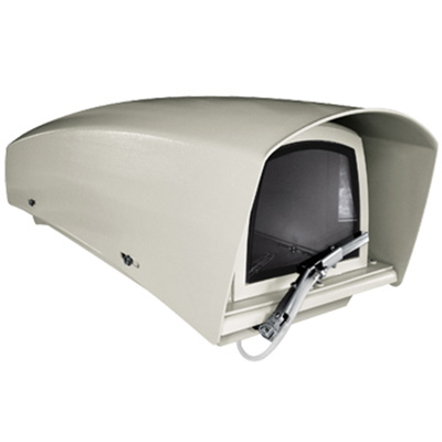 Videotec HGV52K2A200 Extra-large Sized Housing With Sunshield And Wiper