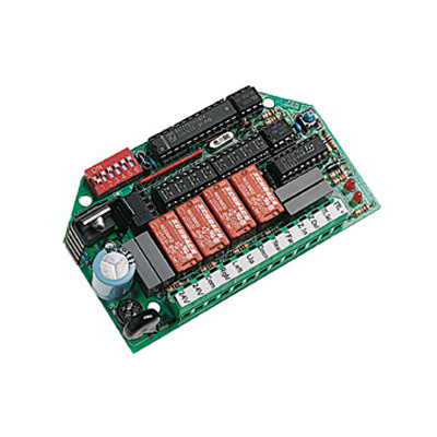 Videotec MICRO DEC485 telemetry data mini receivers with 8 functions