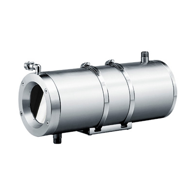 Videotec NTW liquid cooled CCTV camera housing  for thermal cameras