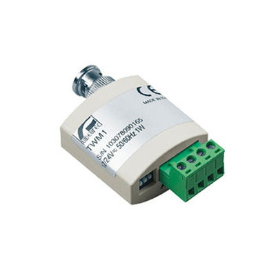 Videotec TWM2 small active twisted-pair video transmitter