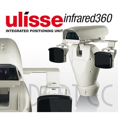Videotec's ULISSE IR360 - designed for day / night surveillance
